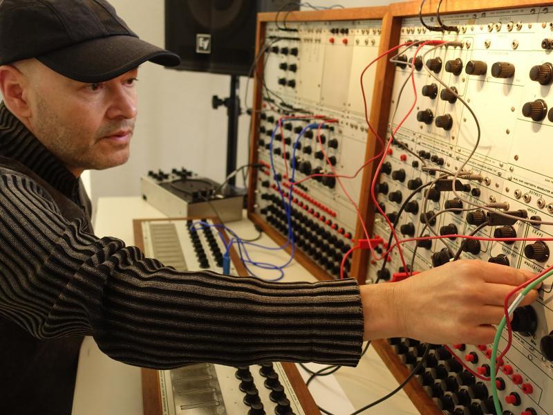 Mario Verandi Ernst Krenek Forum Buchla Synthesizer Serie 100