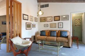 Wohnzimmer Krenek Haus Palm Springs