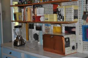 Küche Krenek Haus Palm Springs