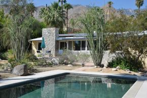 Krenek Haus und Pool Palm Springs