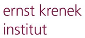 Logo Ernst Krenek Institut