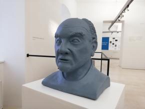 Installation Mirror Ernst Krenek von Ernst Spiessberger