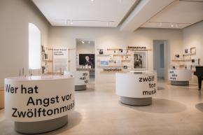 Ausstellung Salon Krenek Raum 2