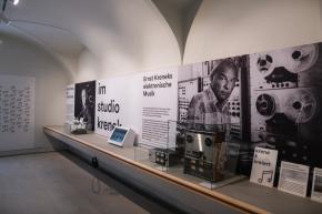 Ausstellung Salon Krenek Raum 3
